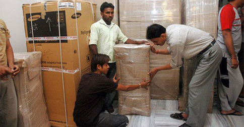 best secured packing and moving with full safety
