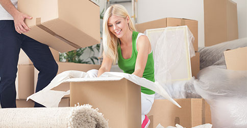 Professional Domestic Movers and Packers